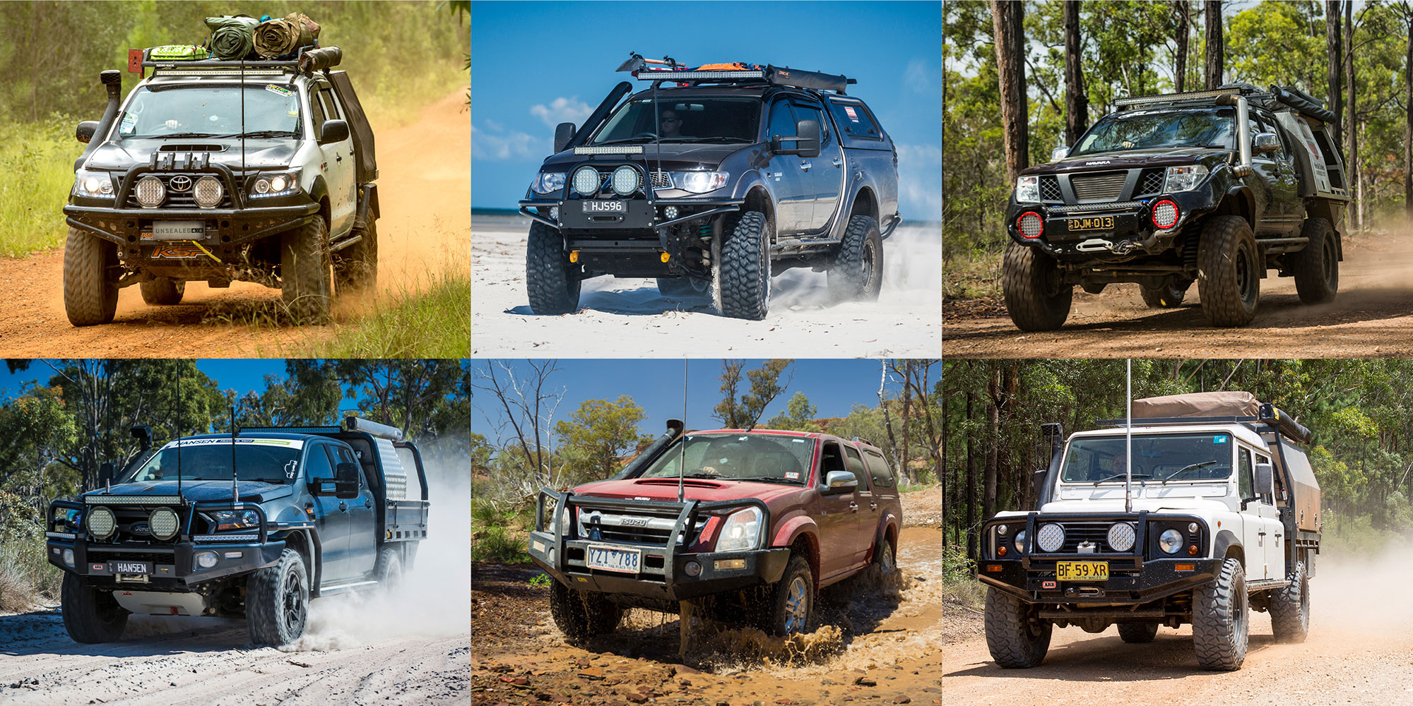 How to Building the Perfect Touring  4WD
