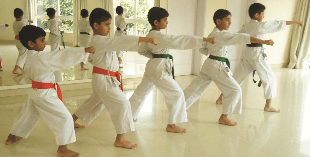 Why The Training of Martial Arts Is Important For Kids?